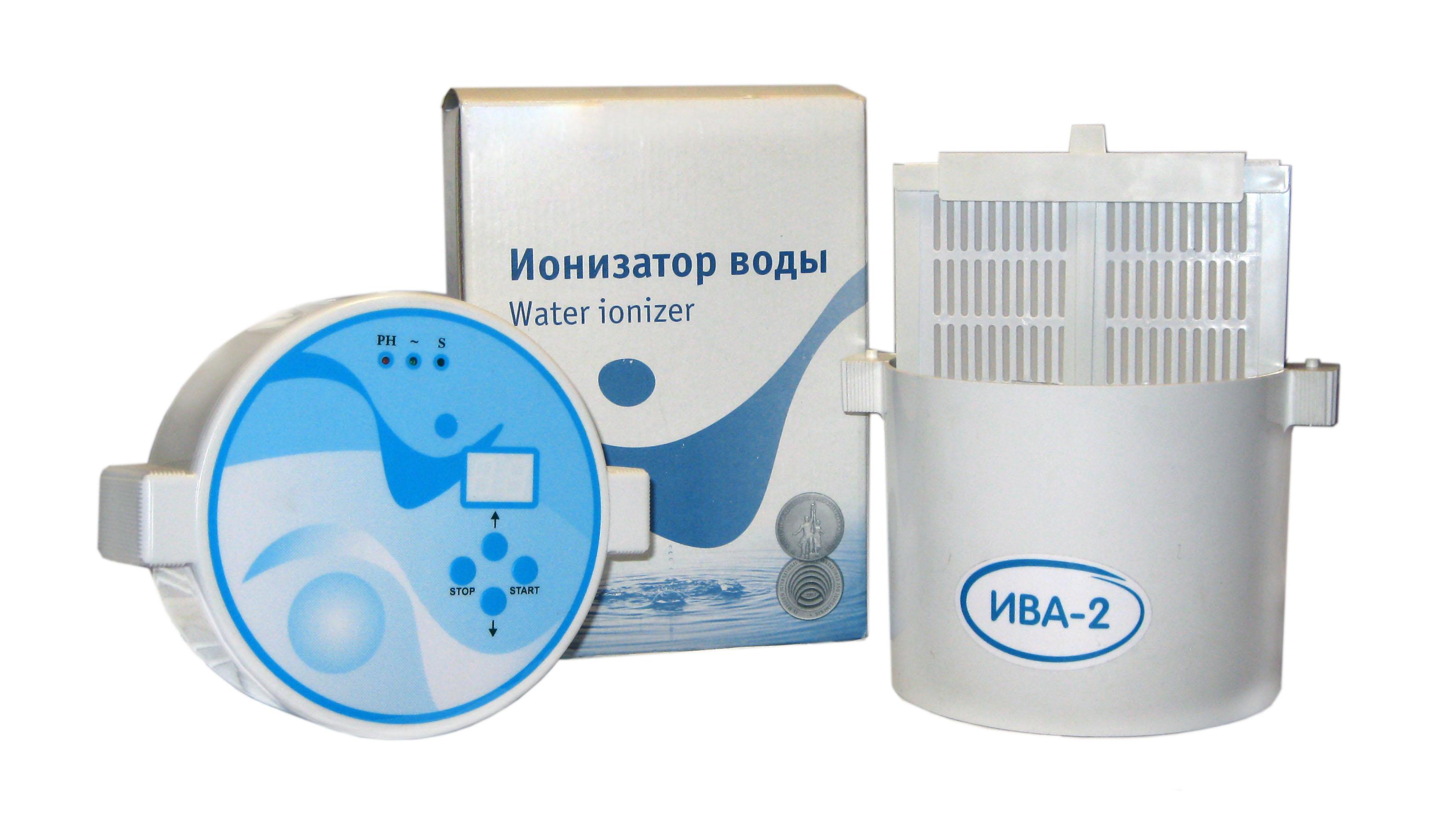Ионизация воды в домашних условиях